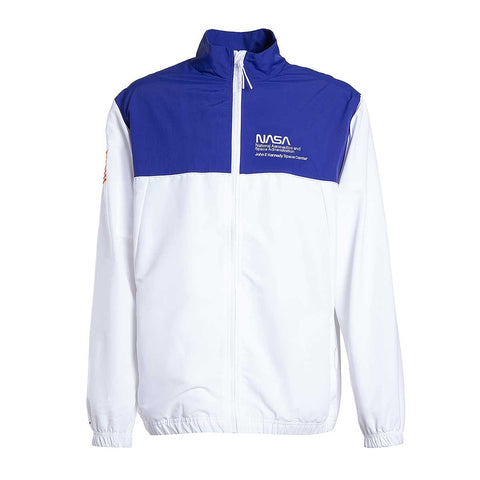 K1X Nasa Track Jacket White