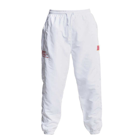 K1X Nasa Sports Track Pants White