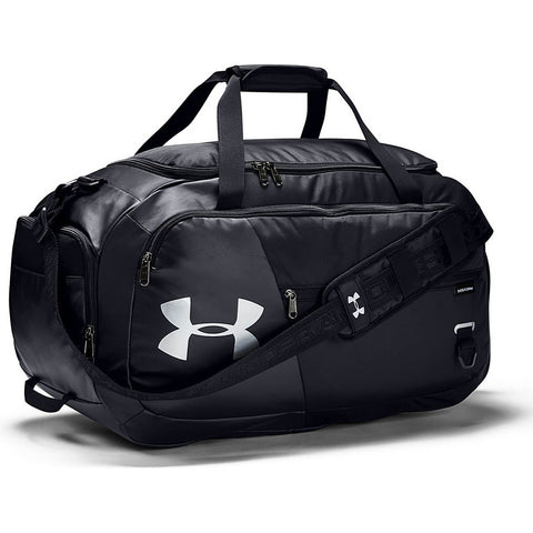 Under Armour Undeniable Duffel 4.0 Md Black