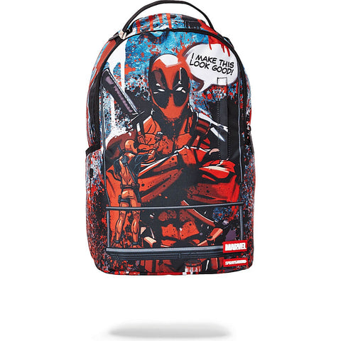 SPRAYGROUND DEADPOOL PAINTER BACKPACK