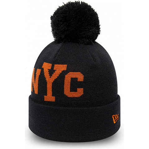 NEW ERA čiapka NYC bobble knit
