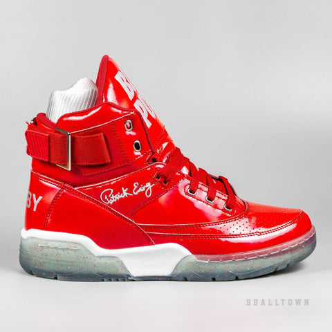 Ewing Athletics 33 Hi x Big Pun Chinese Red