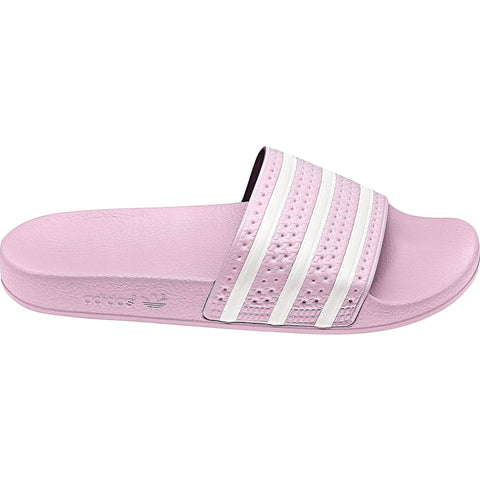 Adidas Originals Adilette Slides Clear Pink