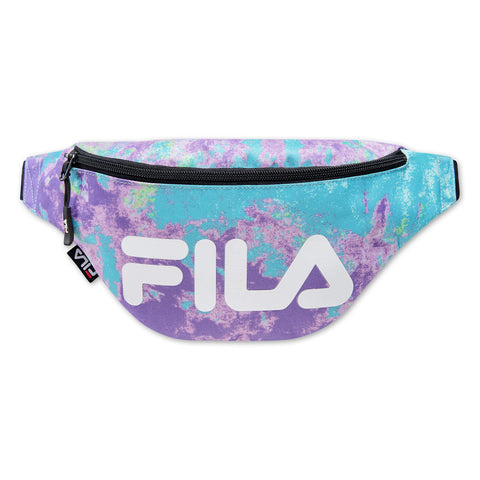 Fila Waist Bag Slim Lilac Batik Allover