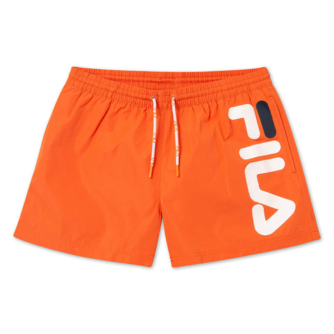 Fila Michi Beach Shorts Tigerlily
