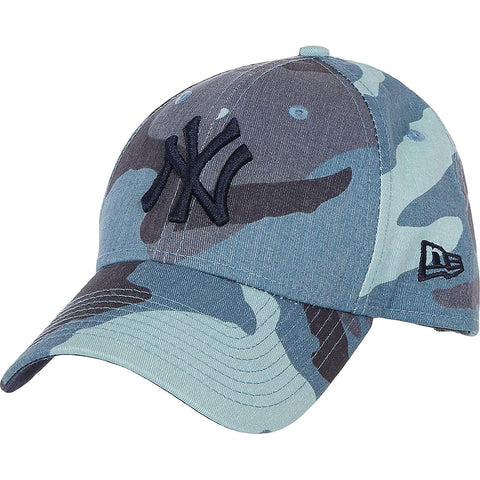 New Era Šiltovka 940 Mlb Camo Essential New York Yankees Blue