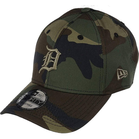New Era Šiltovka 940 Mlb Camo Essential Detroit Tigers Camo