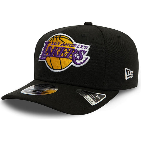 New Era Šiltovka 950 Nba Stretch Snap Los Angeles Lakers Black