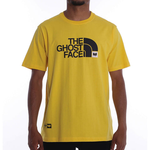 Wu-Tang X Pelle Pelle The Ghostface T-Shirt Yellow