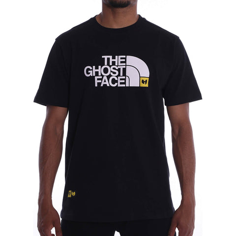 Wu-Tang X Pelle Pelle The Ghostface T-Shirt Black