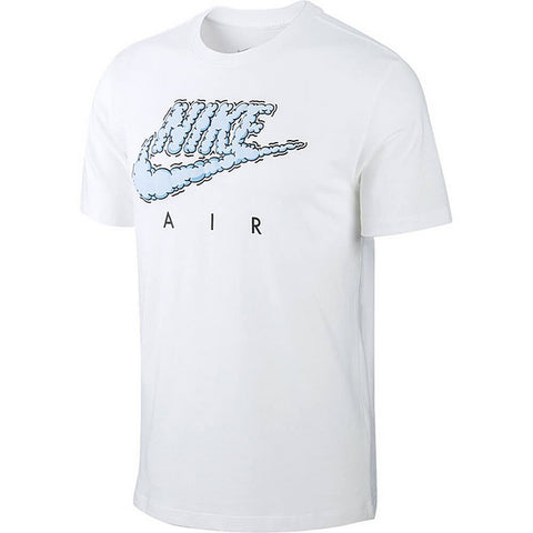 Nike Nsw Air Illustration Tee White