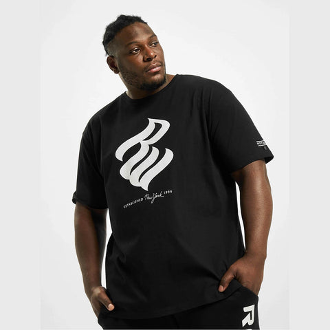 Rocawear T-Shirt Big Black