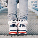 Ewing Athletics Eclipse Olympic Og White / Red / Black