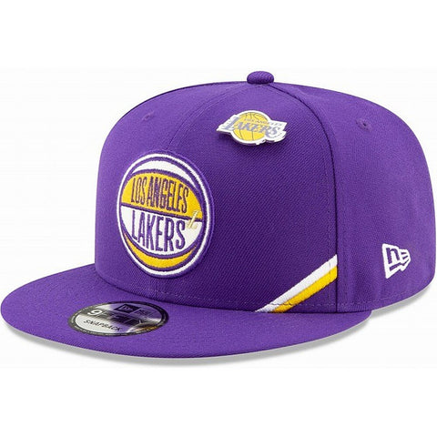 NEW ERA NBA DRAFT 950 LOSLAK OTC LOS ANGELES LAKERS