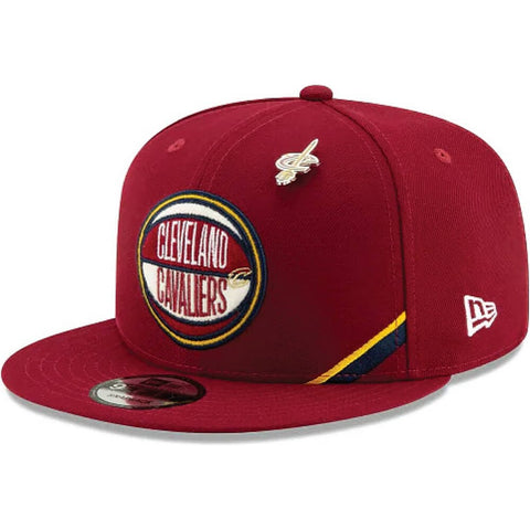 NEW ERA NBA DRAFT 950 CLECAV OTC CLEVELAND CAVALIERS