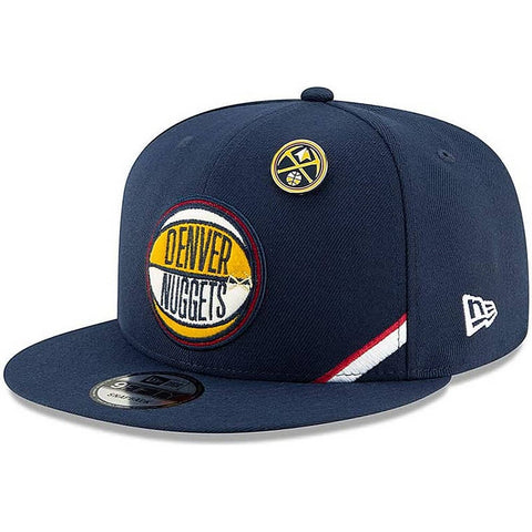 NEW ERA NBA DRAFT 950 DENNUG OTC DENVER NUGGETS