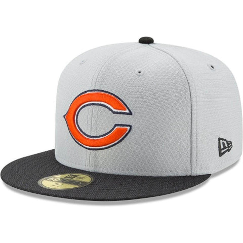 NEW ERA NFL 5950 SL CHIBEA GRY CHICAGO BEARS