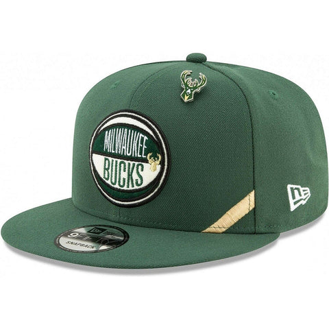 NEW ERA NBA DRAFT 950 MILBUC OTC MILWAUKEE BUCKS