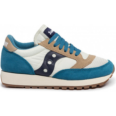 Saucony Jazz Original Vintage Wmns Blue/White/Tan