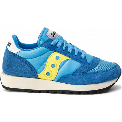 Saucony Jazz Original Vintage Wmns Blue/Yellow