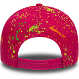 New Era Šiltovka 940K Mlb Kids Paint Pack Losdod Los Angeles Dodgers Pink