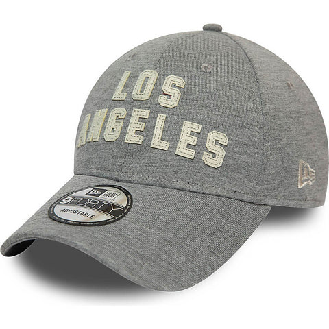 New Era Šiltovka 940 Nba Felt Script Loslak Los Angeles Lakers Grey
