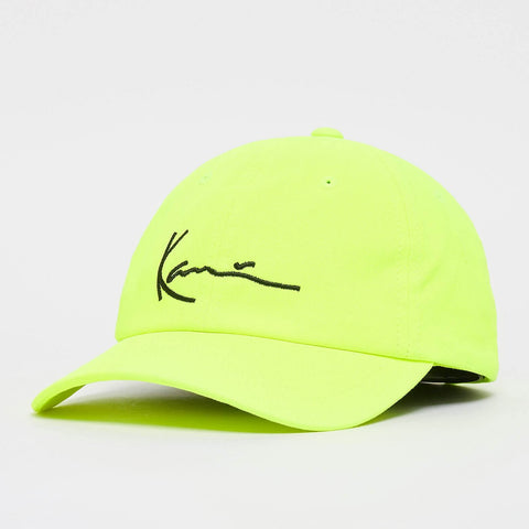 Karl Kani Signature Cap Yellow