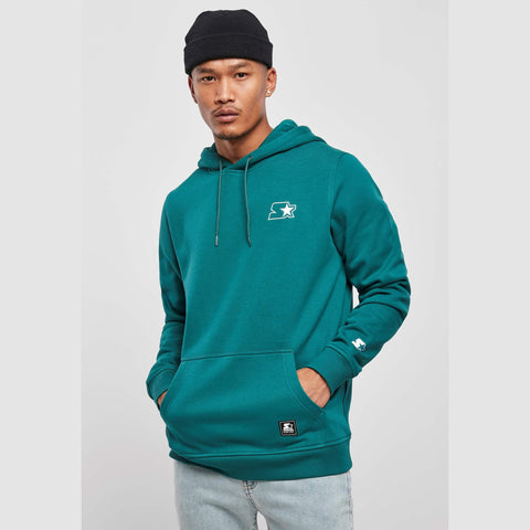 Starter Small Logo Hoody Retro Green