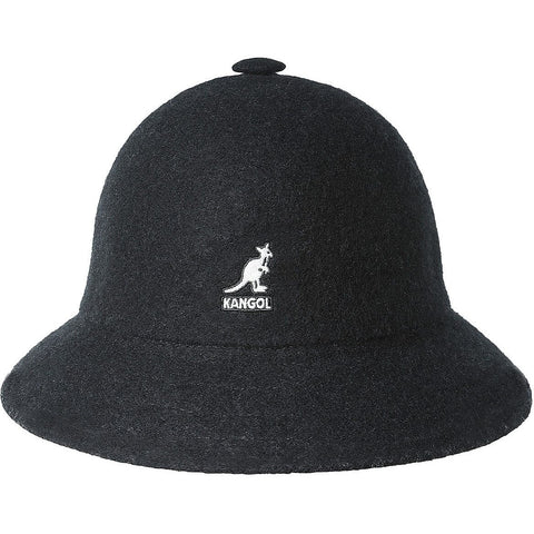 Kangol Wool Casual Black