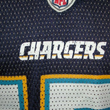 REEBOK NFL CHARGERS REPLICA JERSEY