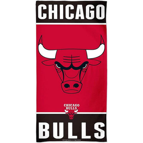 Wincraft Nba Fibre Beach Towel Chicago Bulls