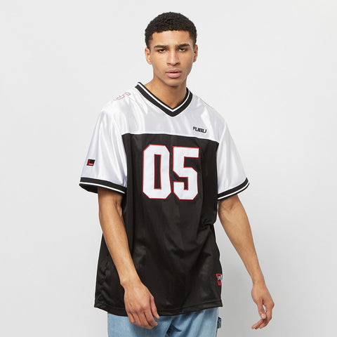 FUBU Corporate Football Jersey black/white/red