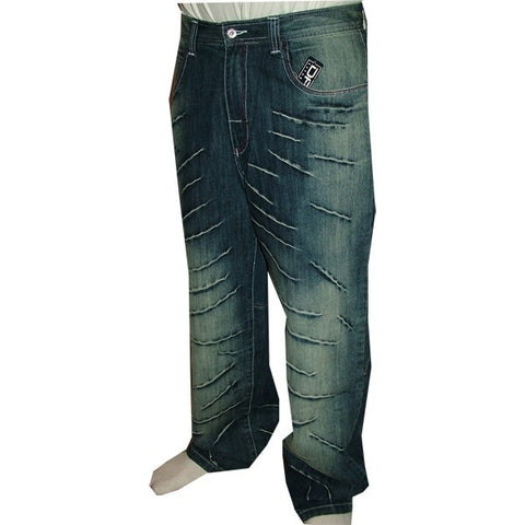 DADA SUPREME OVERDYED JEANS