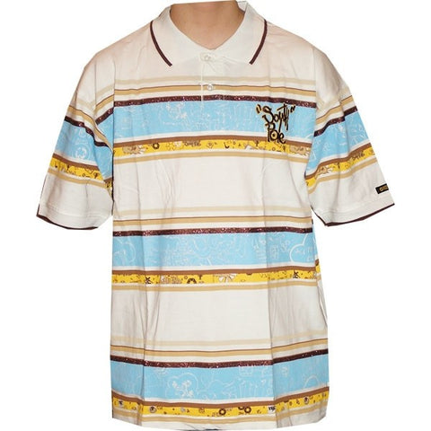 SOUTH POLE POLO WHITE