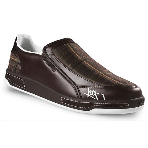 K1X Look Ma No Lace  cognac brown