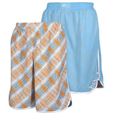 K1X lazy check reversible short