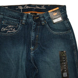 SIR BENNI MILES JEANS LOOSE FIT DARK BLUE JEANS