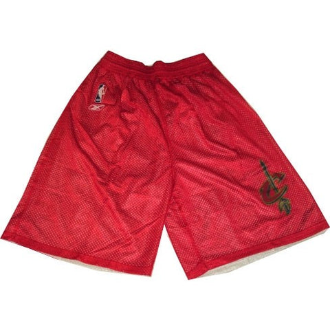 NBA CLEVELAND CAVALIERS REPLICA SHORTS