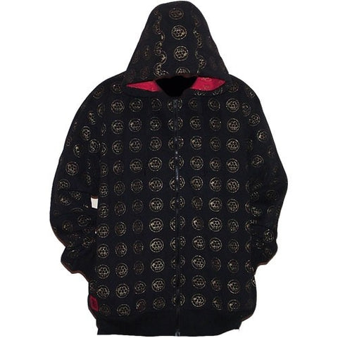 INFAMOUS BLACK SHEEP O OVER OFL ZIP HOOD