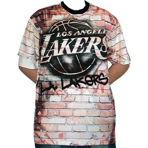 UNK LAKERS OFF THE WALL TEE