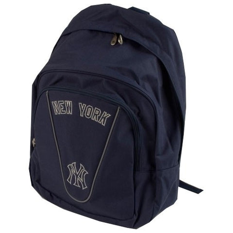 ABI Backpack PLANET MLB - tmavomodrý