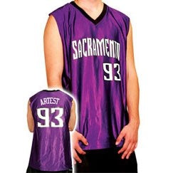 RON ARTEST (Sacramento Kings) replica