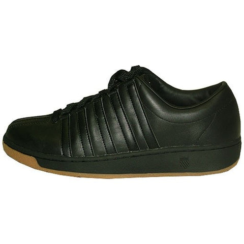 K SWISS LUXURY EDITION MENS BLACK