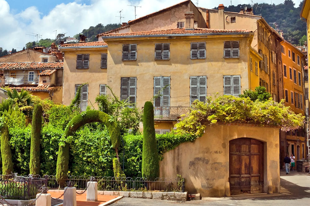 Visite à Grasse Mademoiselle Provence