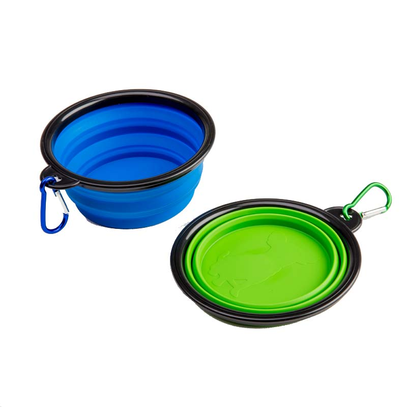 Prana Pets Collapsible Travel Dog Bowl