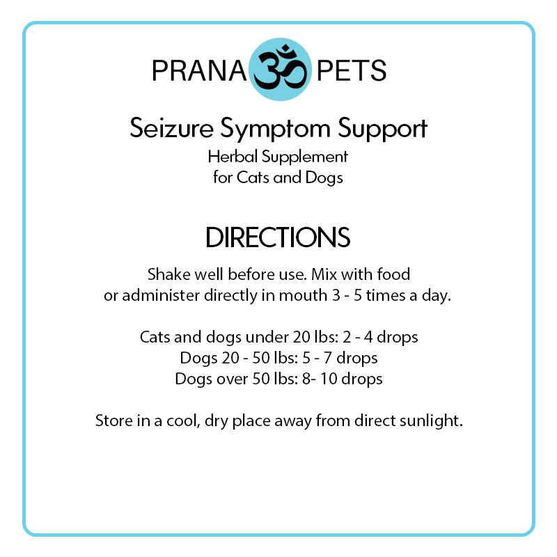 Seizure Symptom Support 3 Bottle Bundle