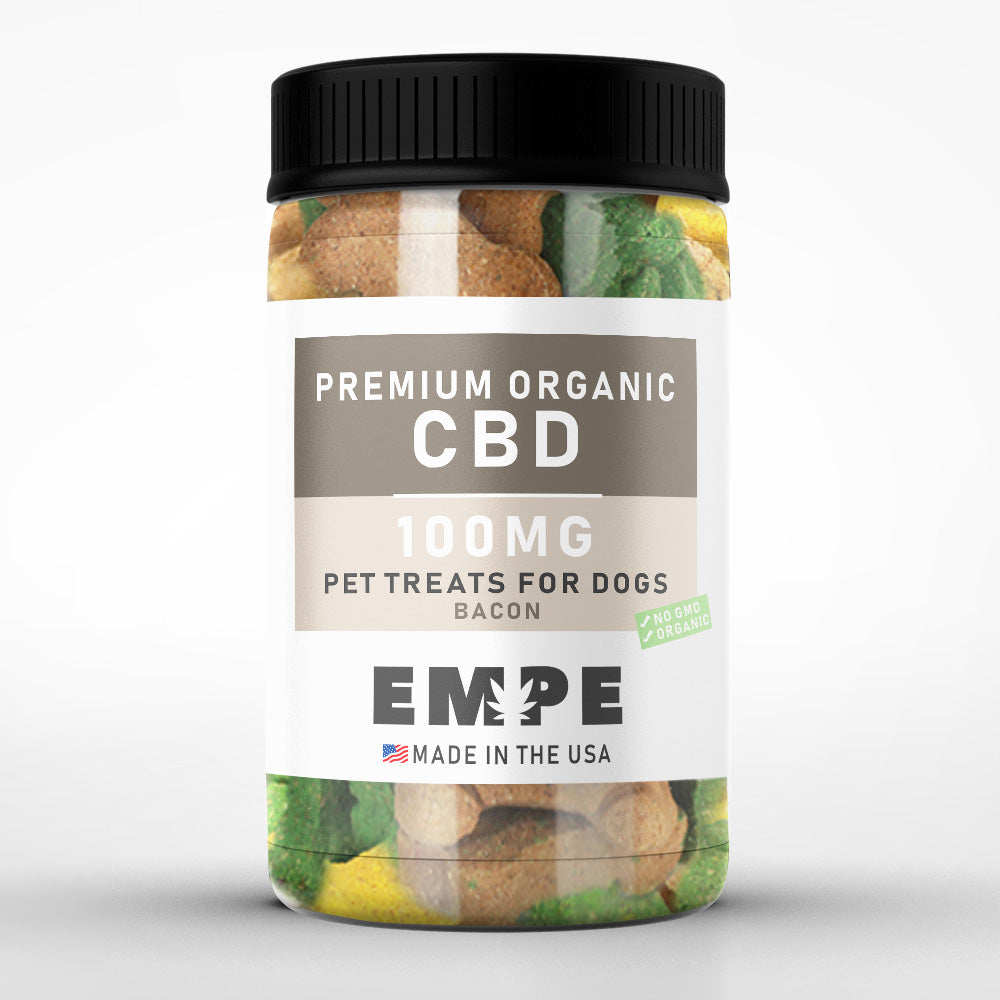 CBD Dog Treats - CBD Dog Bones