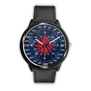 Jack Compass Watch - Capt. Jack