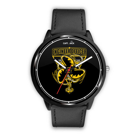 Engineer Officer Watch - Capt. Jack