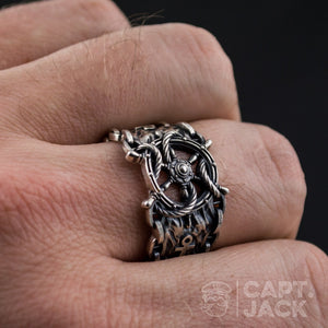 Helm of Life Ring - Capt. Jack